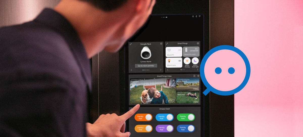 Samsung SmartThings agora poderá controlar dispositivos Google Nest