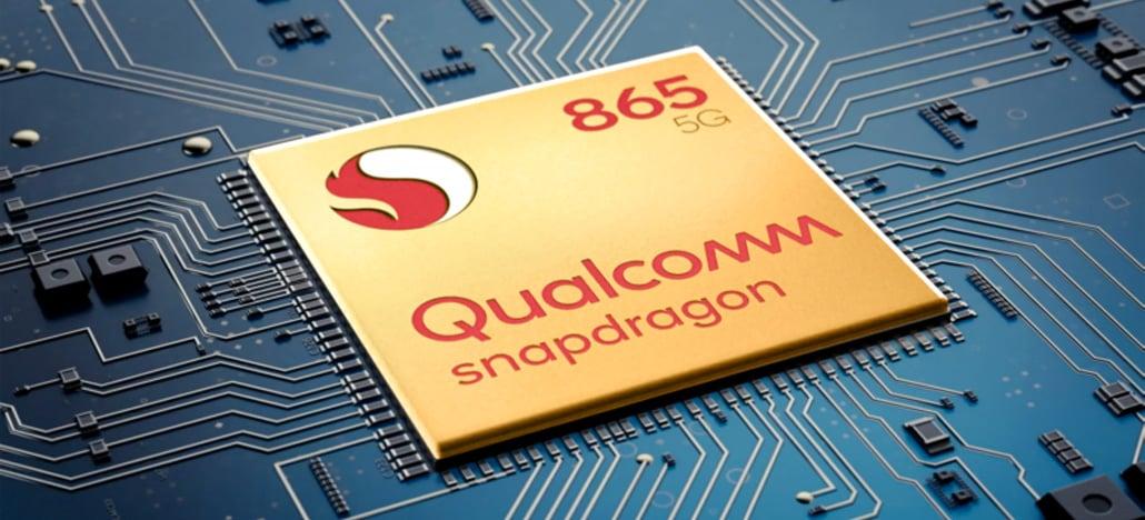 Primeiros benchmarks mostram a performance do novo chip Snapdragon 865