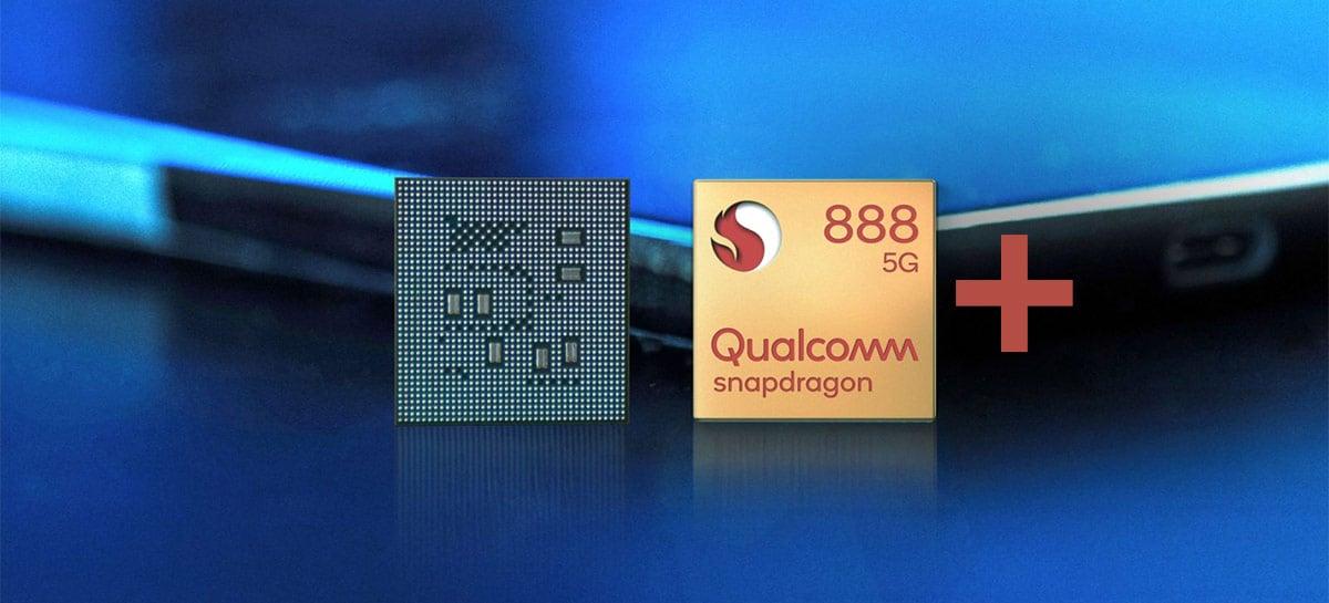 Snapdragon 888+ aparece em teste de performance com Cortex-X1 em 3 GHz