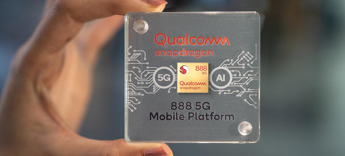 Snapdragon 888: Xiaomi Mi 11 será um dos primeiros smartphones com o chip da Qualcomm