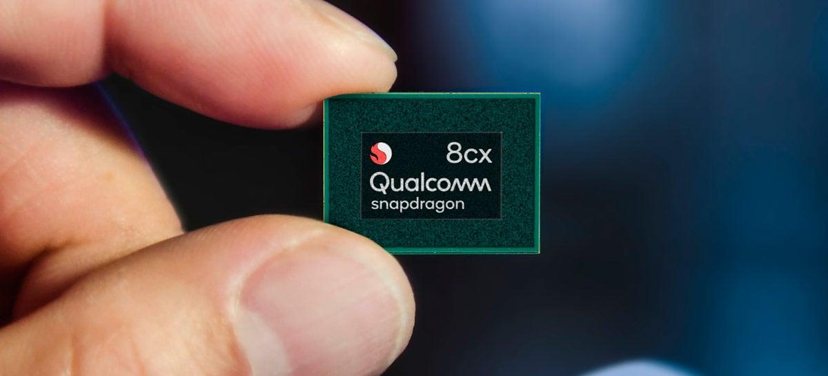 Qualcomm estaria preparando nova versão do Snapdragon 8cx que passa barreira dos 3GHz