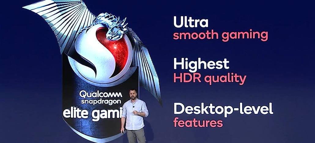 Elite Gaming traz efeitos em games, updates de drivers e 144Hz ao Qualcomm Snapdragon