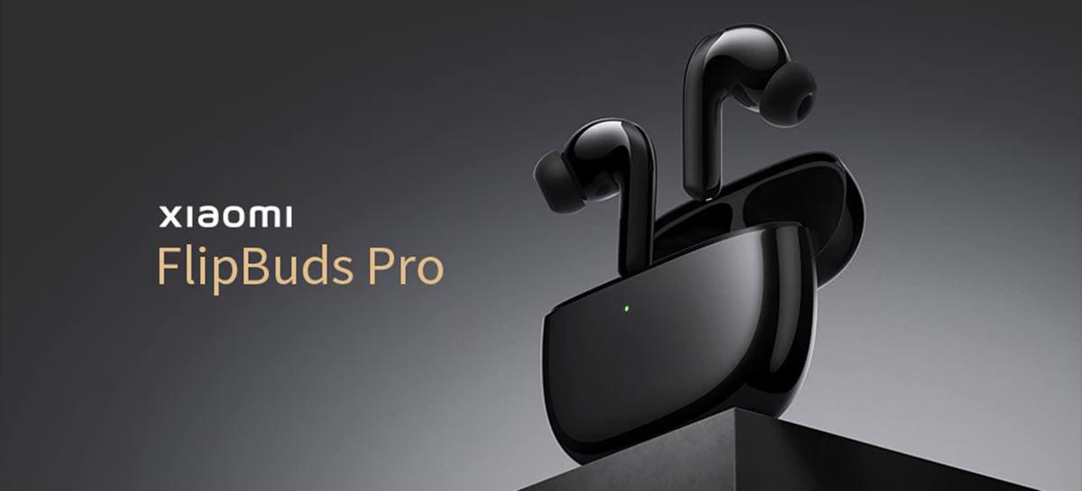 Snapdragon Sound está chegando oficialmente para o Xiaomi FlipBuds Pro