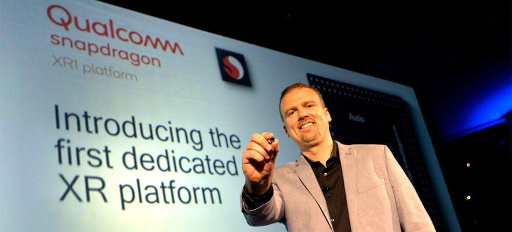 Qualcomm anuncia Snapdragon XR1, primeira plataforma mobile dedicada a VR e AR