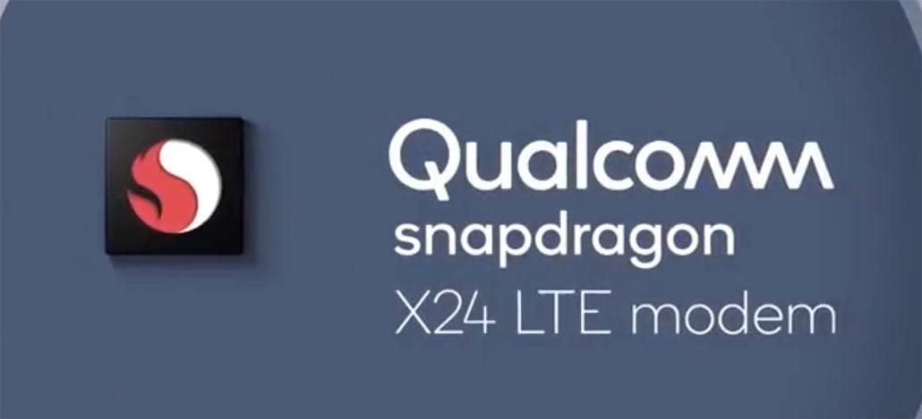 Qualcomm anuncia modem Snapdragon X24 LTE de 2Gbps