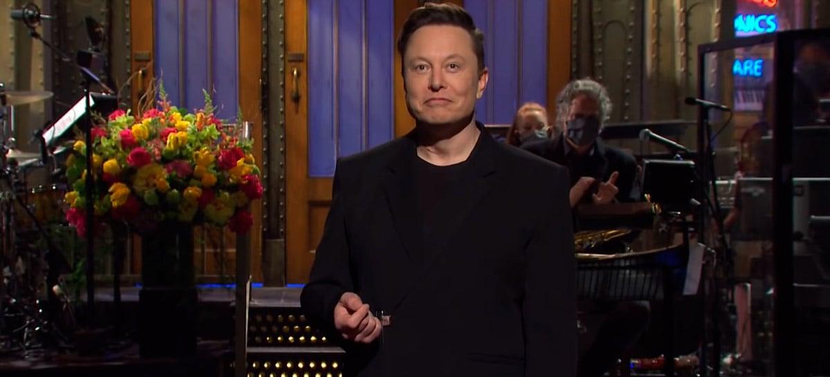 Dogecoin despenca após piadas de Elon Musk no SNL; Bitcoin também cai