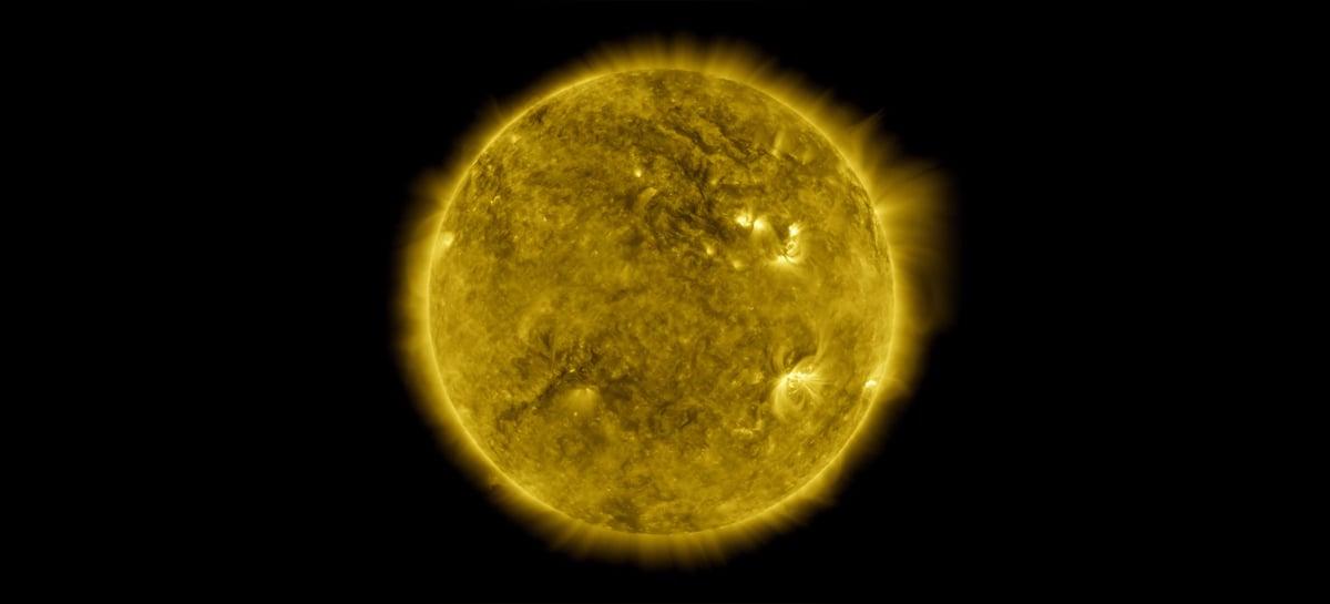 NASA divulga vídeo em time-lapse mostrando o Sol durante um período de 10 anos