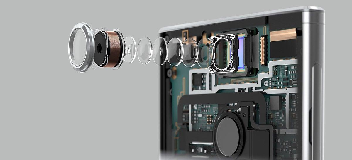 Sony continua seu domínio do mercado de sensores de câmera para celulares