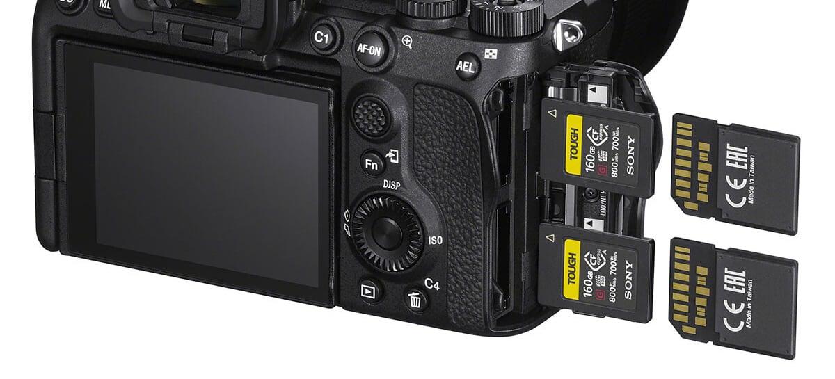 Sony anuncia cartão de memória CFexpress com velocidade de gravação de 700MB/s