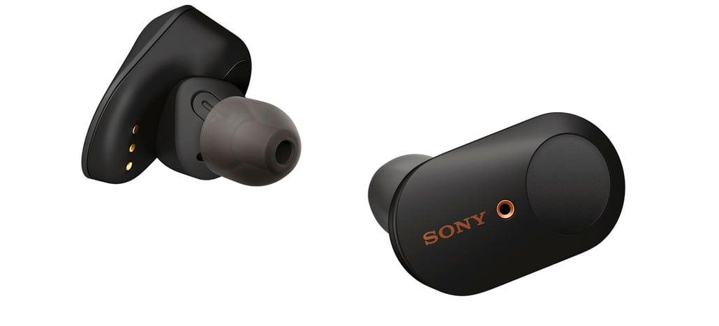 Sony apresenta fone sem fio WF-1000XM3 com cancelamento de ruído