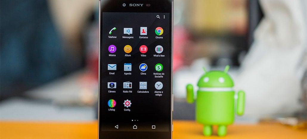 Vendas de dispositivos móveis da Sony não param de cair