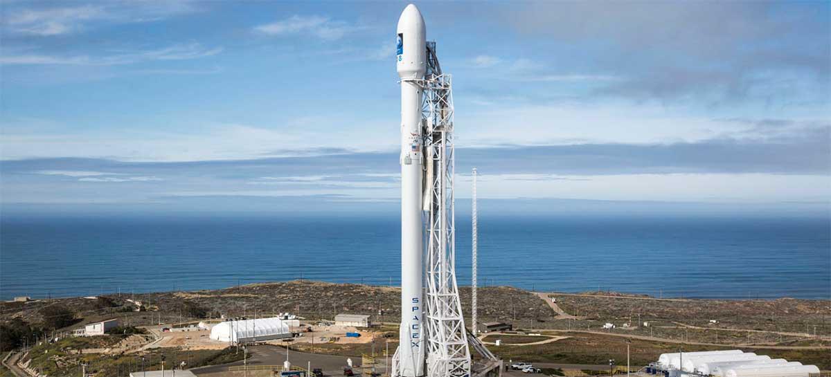 SpaceX busca financiamento de US$ 250 milhões para projetos