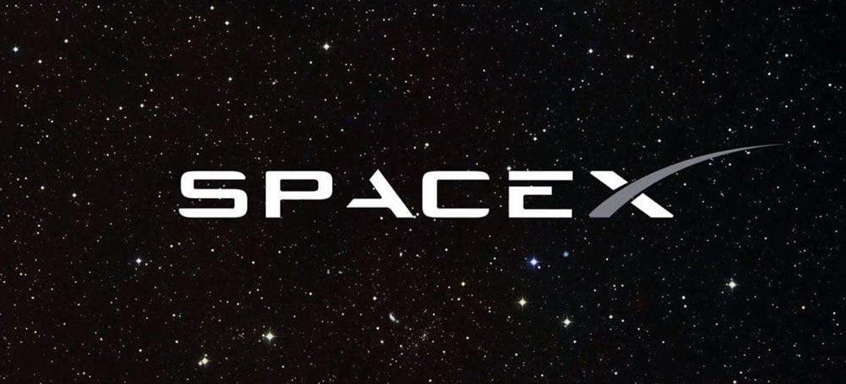 """SpaceX confirma primeira missão espacial somente para """"turistas""""!"""