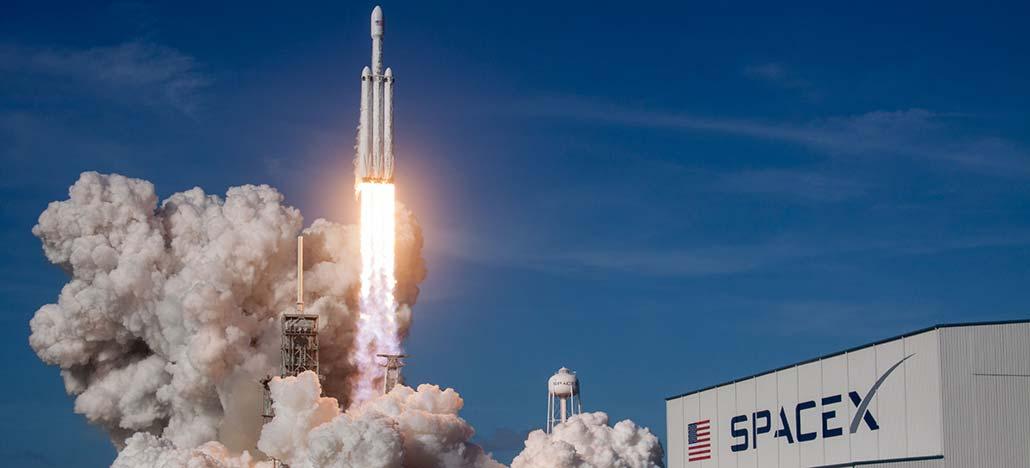 SpaceX se prepara para