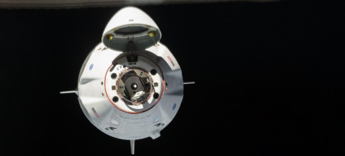 Contrato entre Nasa e SpaceX é modificado com adições para futuras missões tripuladas