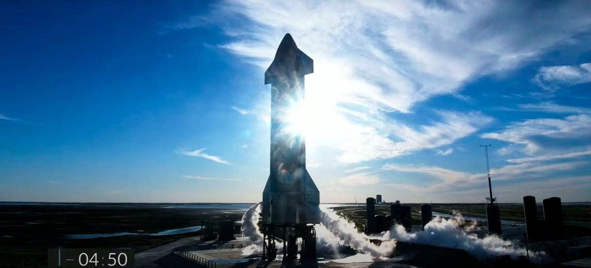 Lançamento de grande altitude da SpaceX não foi bem sucedido - motores não funcionaram