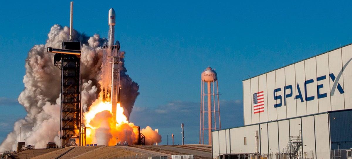 Pentágono autoriza SpaceX a reutilizar foguetes para missões nacionais