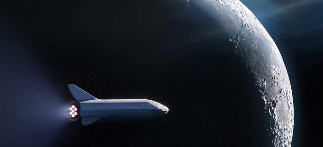 SpaceX fecha acordo com o 1º turista que dará uma volta pela lua
