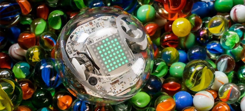 Bolt é o novo robô da Sphero, com funções programáveis e painel de LEDs