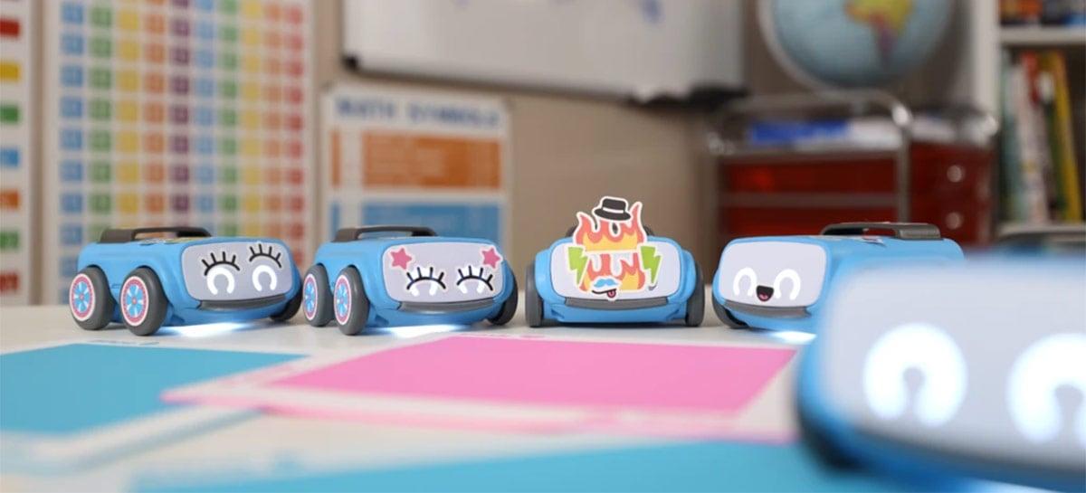 Indi, o novo robô da Sphero, é um carrinho para crianças menores programarem