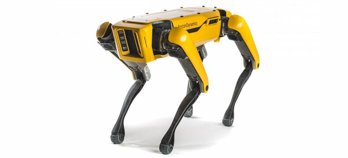 Robô Spot da Boston Dynamics não é tão assustador quanto parece