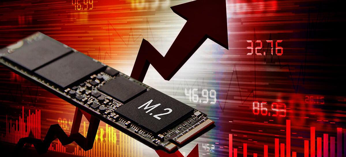 Memórias NAND podem ficar até 40% mais caras em 2020 - É a hora para comprar!?