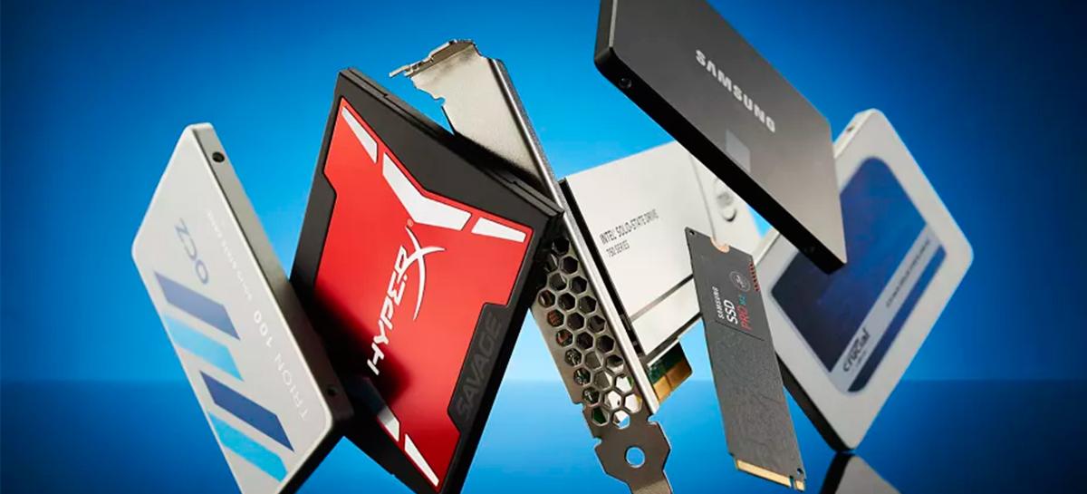 Estudo indica que SSDs falham menos que HDs, mas na realidade não é bem assim