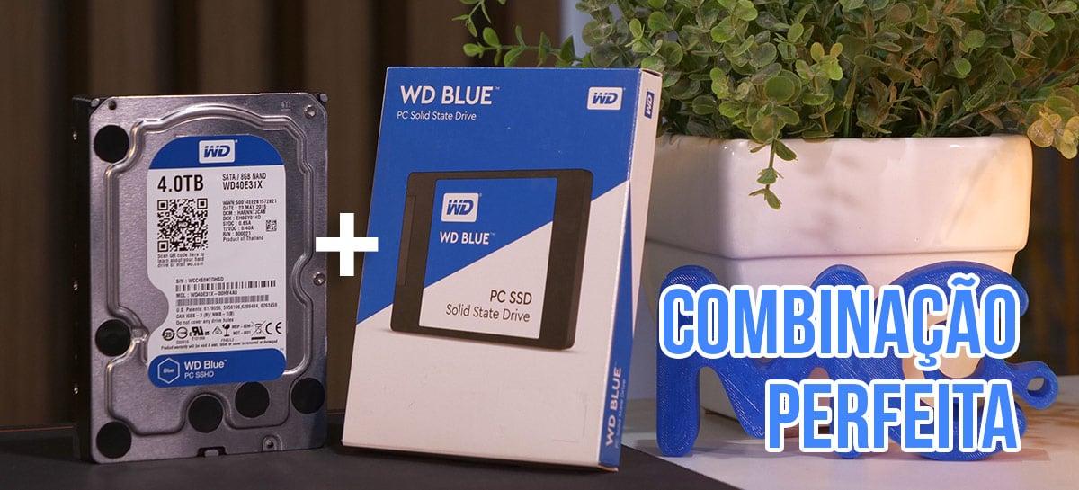 Entenda por quê o SSD e o HDD juntos formam uma combinação perfeita
