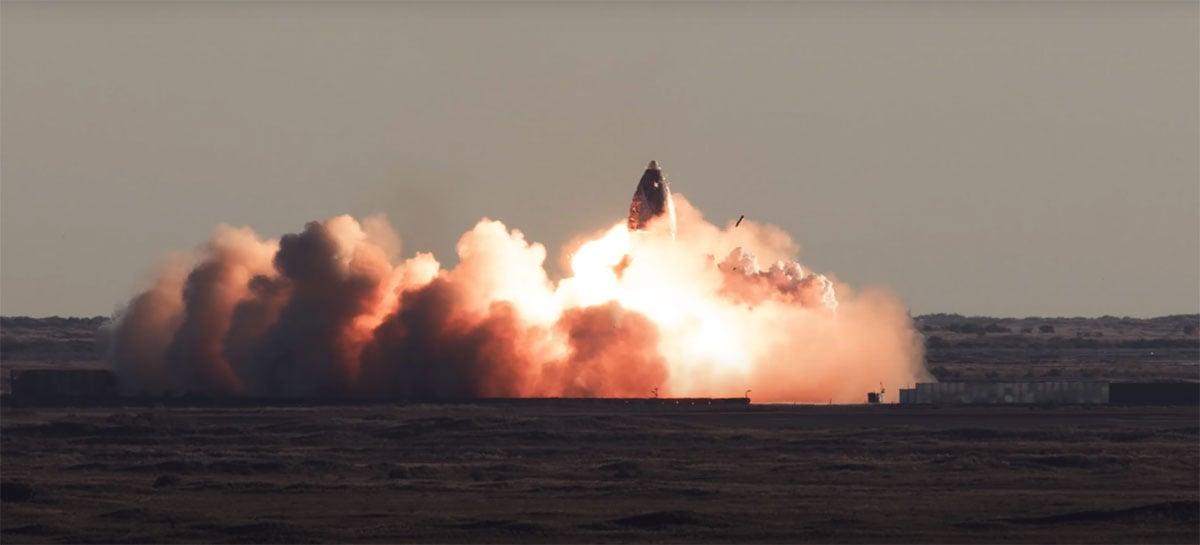 Elon Musk e SpaceX violaram licença em teste de foguete que explodiu