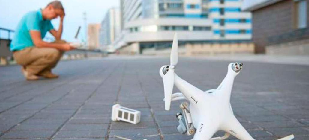 Drones deixam de ser novidade e startups do setor começam a quebrar