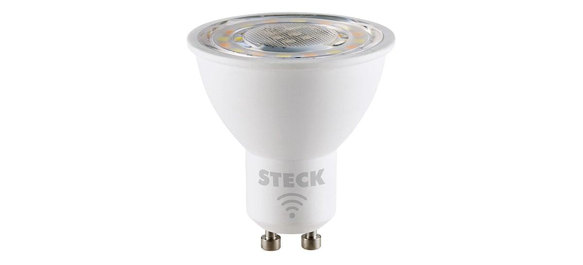 Lâmpada Wi-Fi Dicroica Spot é novo produto inteligente da Steck para sua casa