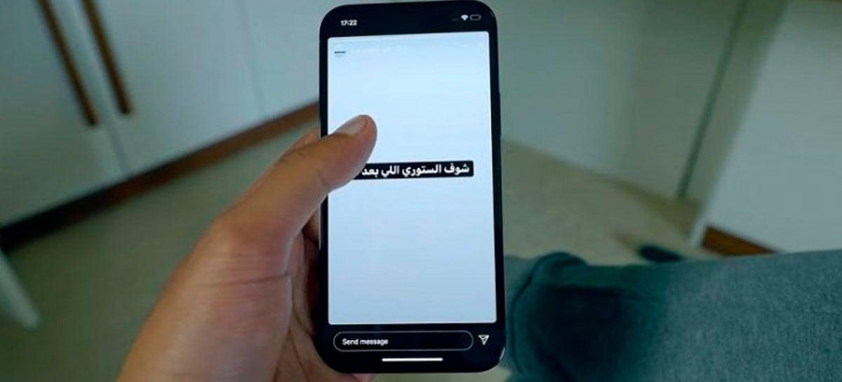 Usuário cria stories no Instagram que trava qualquer Android e iOS