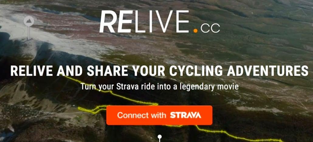 Strava cancela parceria de integração de dados com a Relive