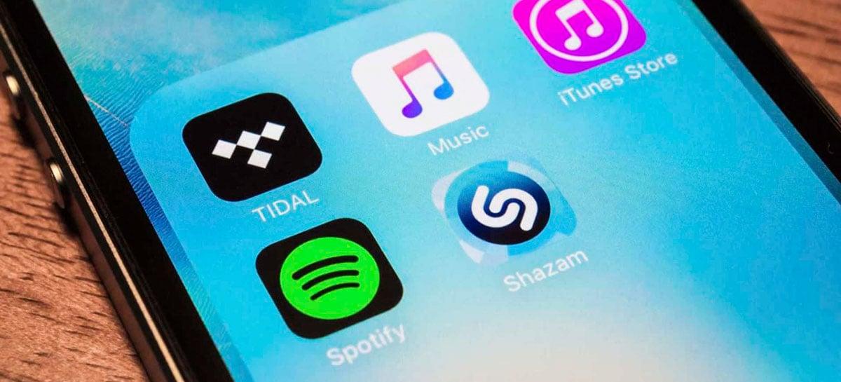 Mercado de streaming de músicas teve um aumento de 32% em 2019, revela relatório