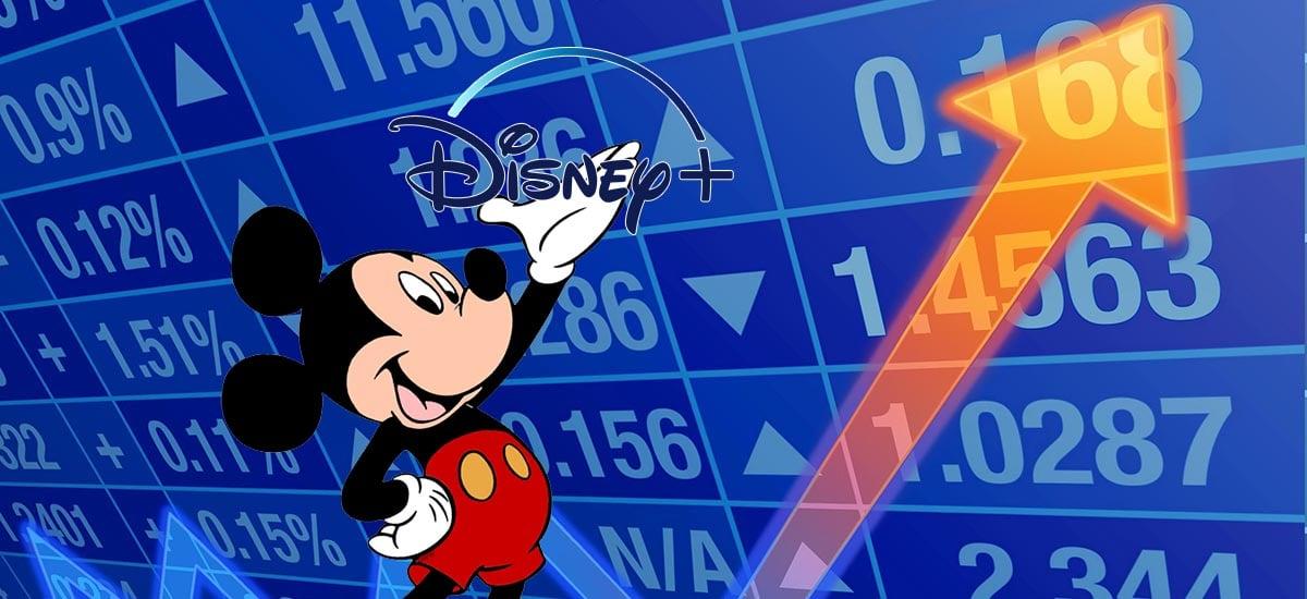 Sucesso total! Disney + atingiu o número de assinantes previstos para 2024