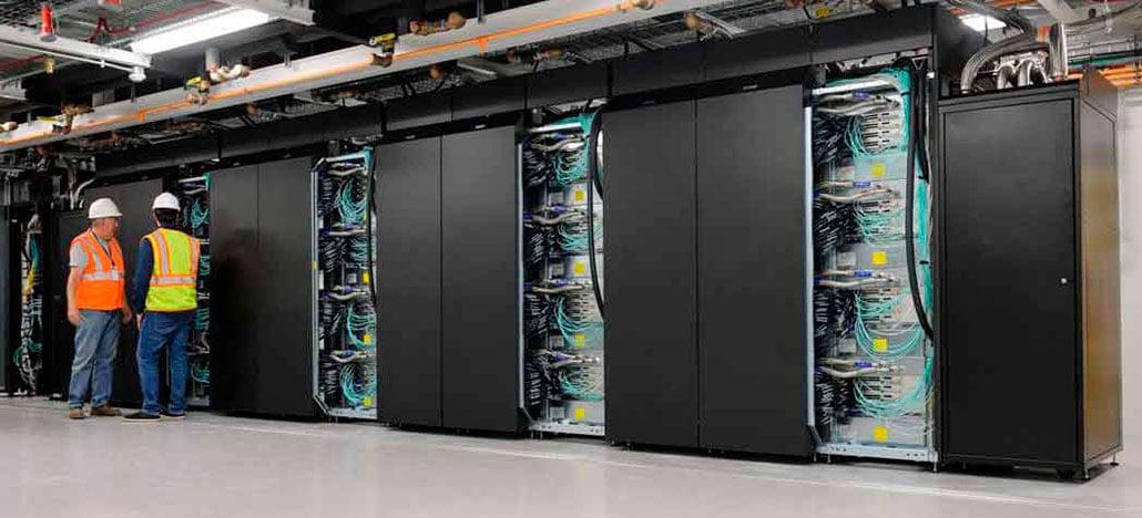 Aitken é o mais novo supercomputador da NASA que ajudará na missão Artemis