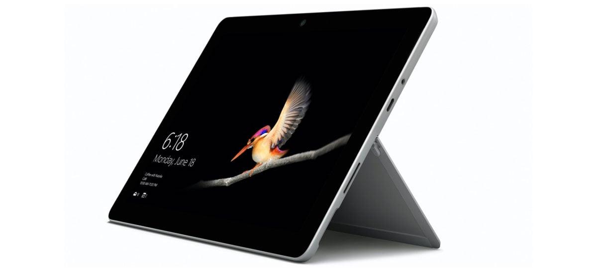 Supostas especificações do Surface Go 2 vazam com 4G e tela de 10,5 polegadas