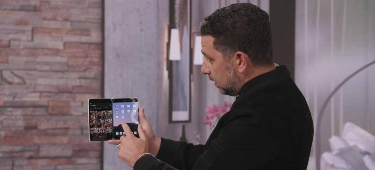 Microsoft Surface Duo: veja como funciona o aparelho de tela dupla