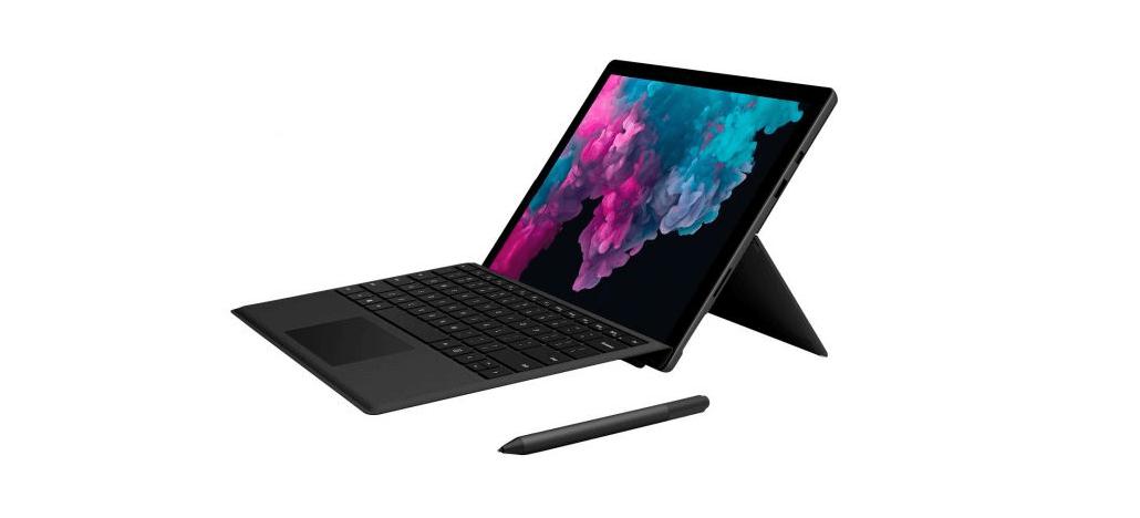 Confira especificações vazadas dos modelos Microsoft Surface Pro 7