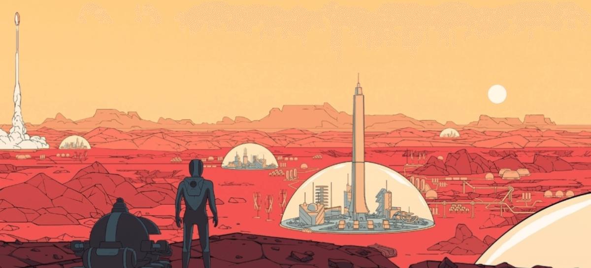 Surviving Mars: o jogo em que você coloniza Marte está de graça para PC