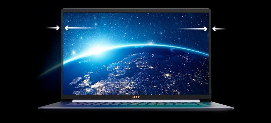 Acer anuncia Swift 5, notebook com processador Intel de 10ª geração