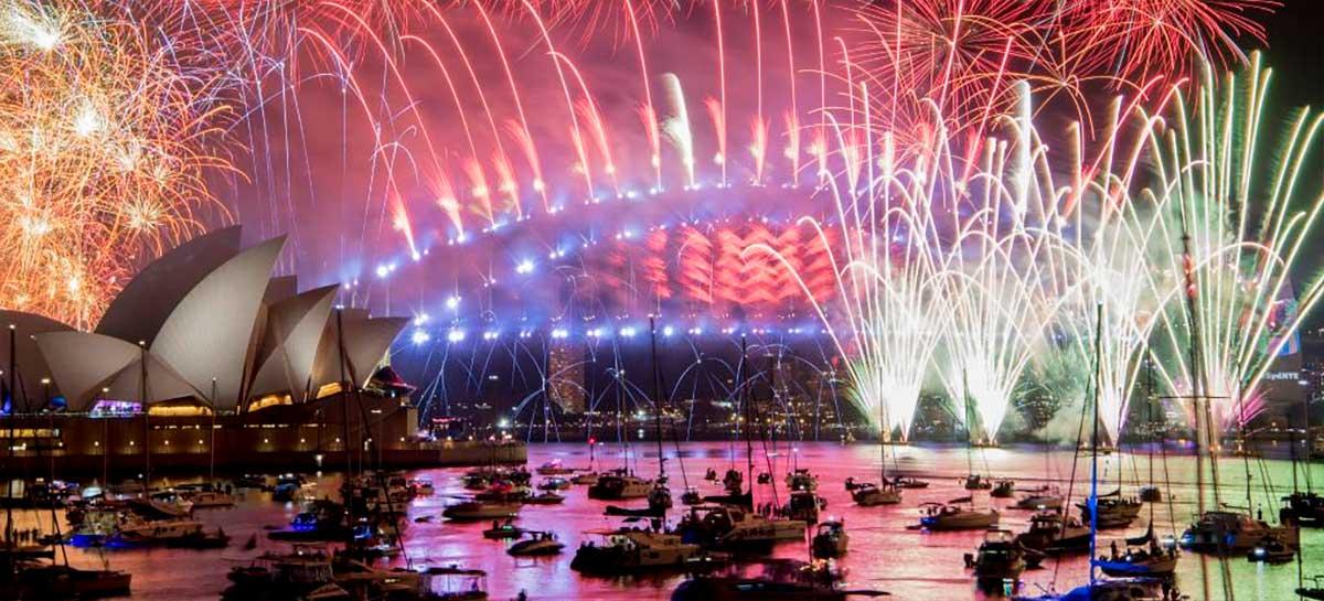 Ano novo em Sydney terá drones no lugar de fogos de artifício