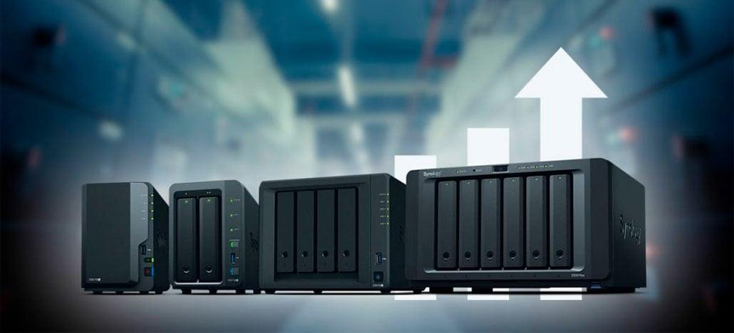Synology lança nova versão do DiskStation Manager para gerenciamento de NAS