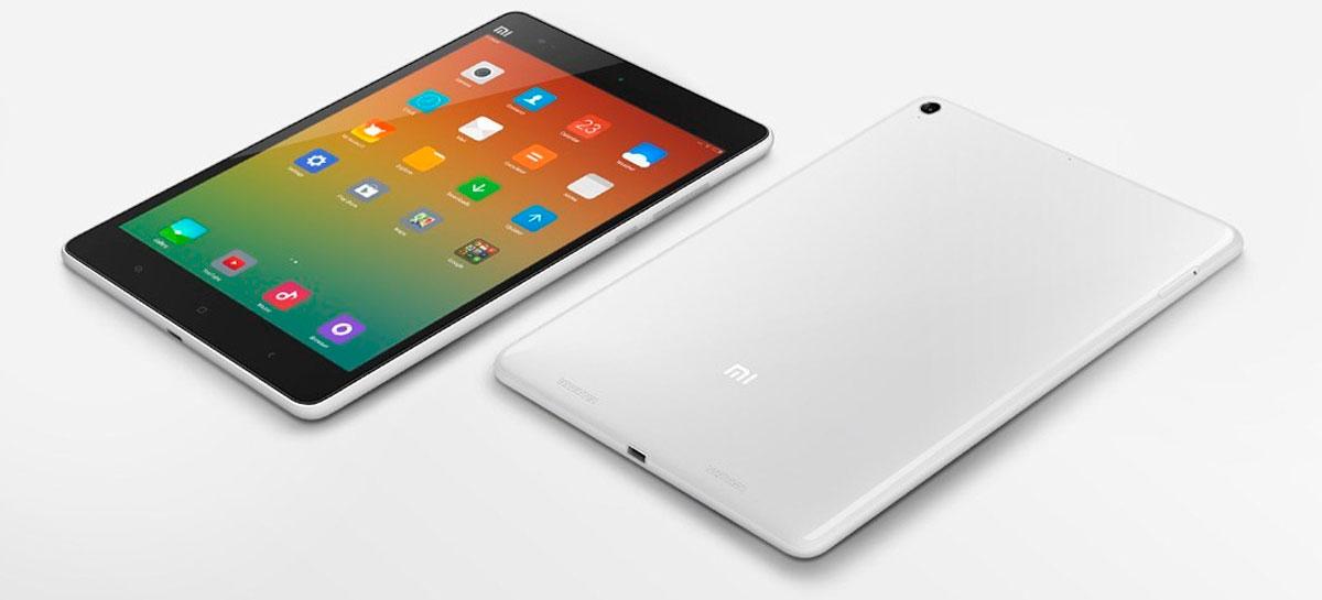 Xiaomi pode estar trabalhando em um tablet com tela de 120Hz [RUMOR]