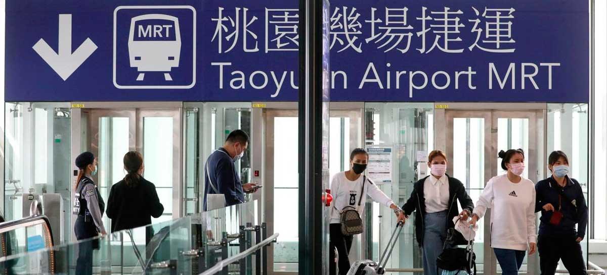 Taiwan consegue conter surto de Coronavírus com medidas de proteção