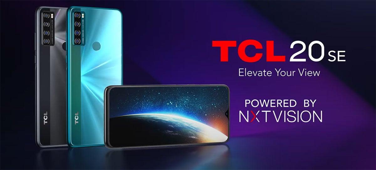 Celulares TCL 20SE e 20Y são lançados junto de earbuds bluetooth no Brasil