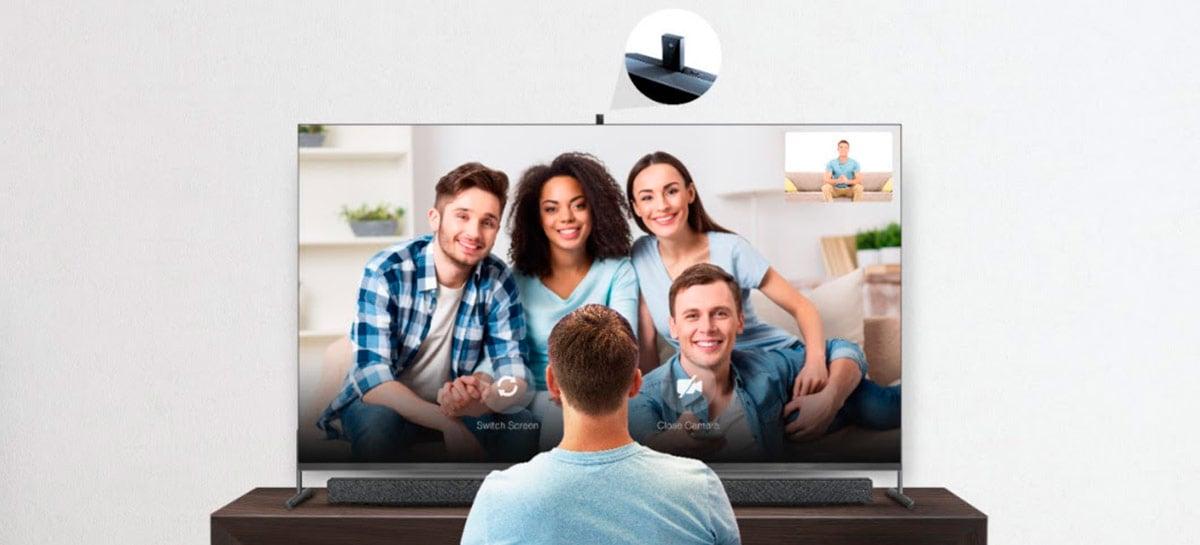 Novas TVs da TCL são compatíveis com Google Duo para chamadas de vídeo