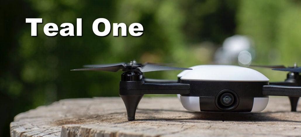 Teal One é o drone equipado com Nvidia Jetson que alcança até 95km/h