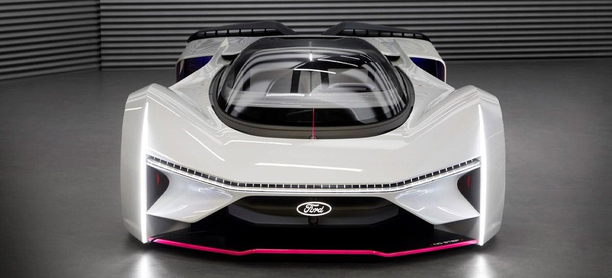 Ford está desenvolvendo carros e realizando testes com a ajuda de games