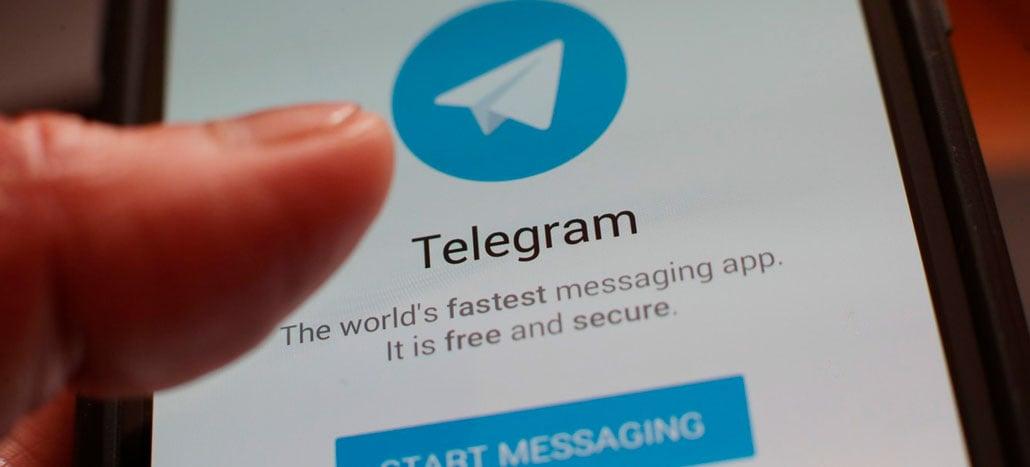 Telegram é banido da App Store por causa de conteúdos inapropriados